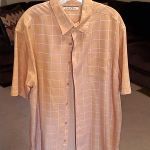 ❄Euc Havanera dress shirt